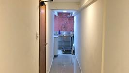 corredor lateral para carga e descarga