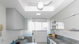 nicho para ventilador de teto