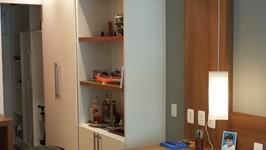 armário da área de trabalho
