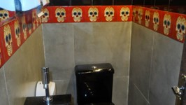 Banheiro dos Clientes