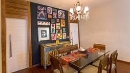 painel sala de jantar