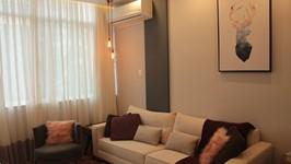sofá e poltrona