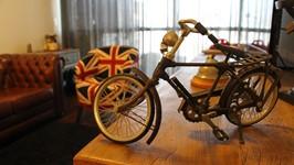 detalhe bicicleta