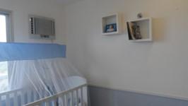 nichos quarto do bebê