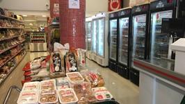produtos secos e refrigerados