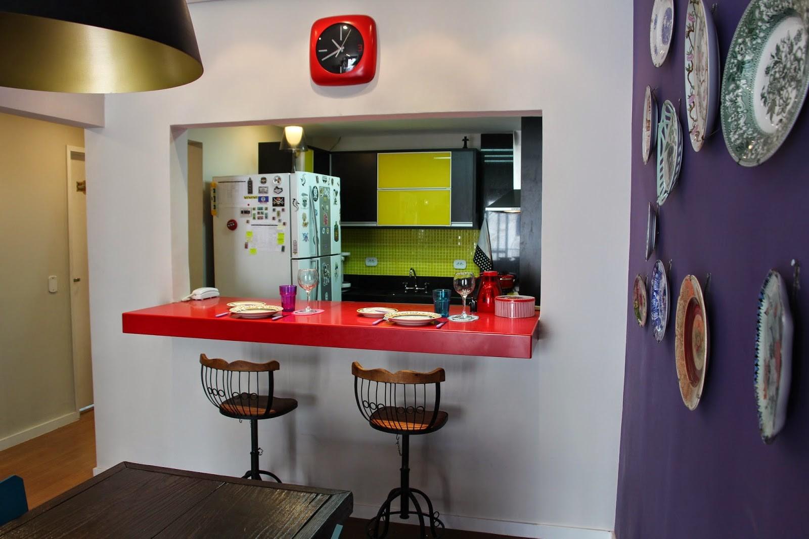 janelão para a cozinha com bancada de refeições #773024 1600 1066